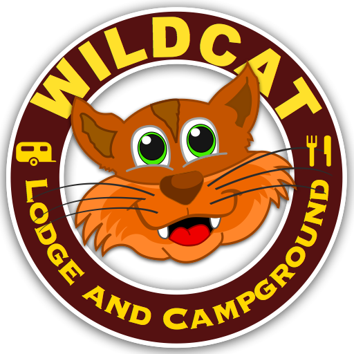 Wildcat Lodge and Campground Logo